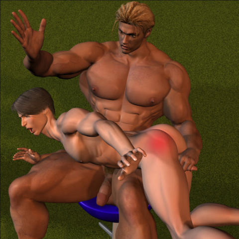 Best of 3d Gay Muscle Men