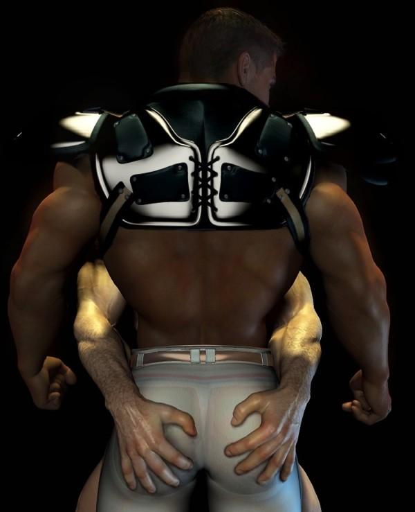 gay men having sex in underwear