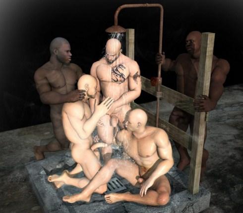 nipple gay