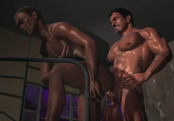 Voyeur porn gay