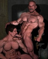 submissive gay pics