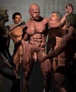 naked gay boy