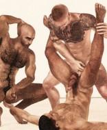 gay dominican men porn