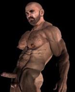 nude athletic gay