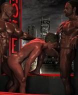 gay black erotica